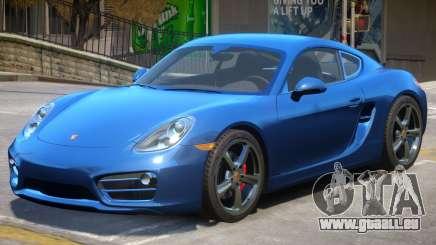 Porsche Cayman V1 pour GTA 4