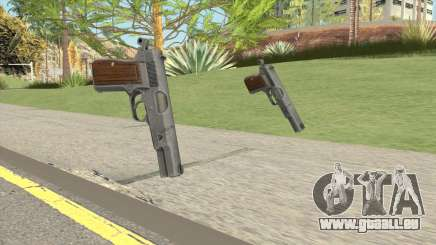 Browning HP (Day Of Infamy) pour GTA San Andreas