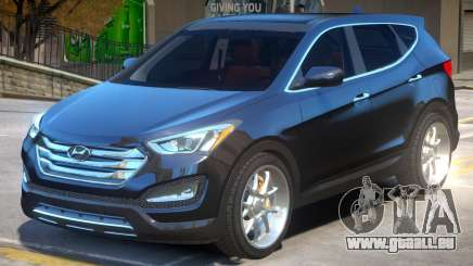 Hyundai Santa Fe V1 für GTA 4