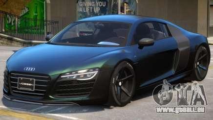 Audi R8 V10 Plus pour GTA 4