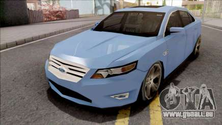 Ford Taurus 2011 Lowpoly pour GTA San Andreas