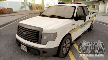 Ford F-150 2013 Red County Sheriff Office pour GTA San Andreas