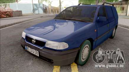 Opel Astra F Kombi Van für GTA San Andreas