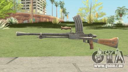 Type-99 LMG für GTA San Andreas