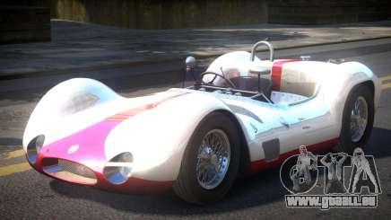 Maserati Tipo V1 PJ5 pour GTA 4