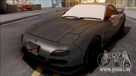 Mazda RX-7 Spirit R FD für GTA San Andreas
