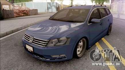 Volkswagen Passat B7 Alltrack pour GTA San Andreas