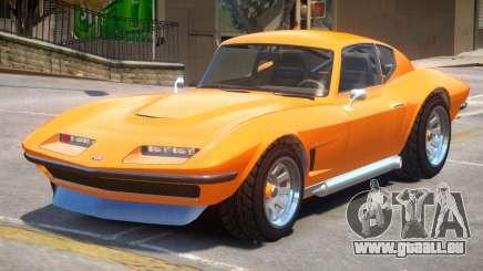 Coquette Classic V1.2 pour GTA 4