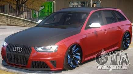 Audi RS4 V1.2 pour GTA 4