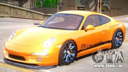 Porsche 911 V1.1 für GTA 4