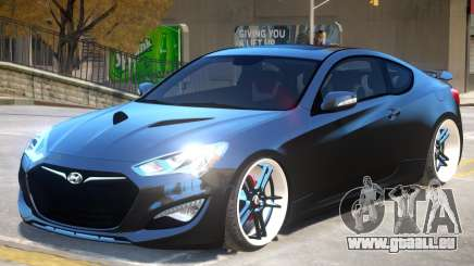 Hyundai Genesis V1 pour GTA 4