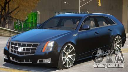 Cadillac CTS V1 pour GTA 4
