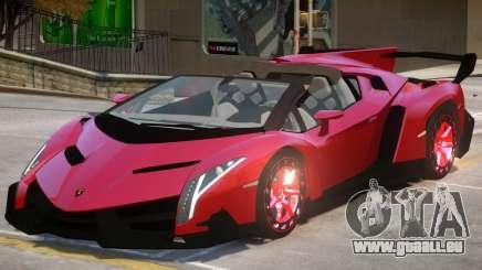 Lamborghini Veneno V1.2 pour GTA 4