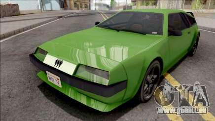 GTA VC Imponte Deluxo VehFuncs Style für GTA San Andreas
