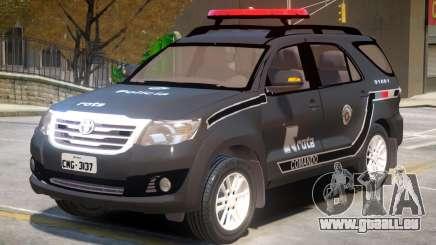 Toyota Hilux FIB pour GTA 4