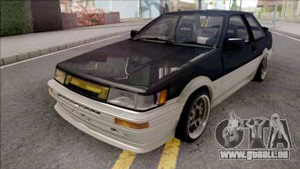 Toyota AE86 Levin Coupe Touge Special für GTA San Andreas