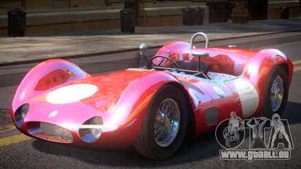 Maserati Tipo V1 PJ3 pour GTA 4