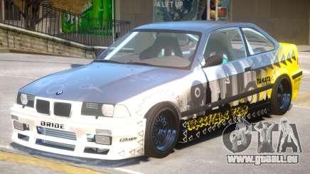 BMW M3 E36 V1 PJ1 pour GTA 4
