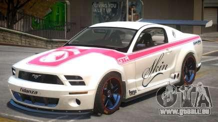 Ford Mustang GTR V1 J4 für GTA 4