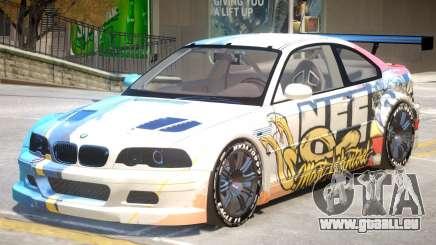 BMW M3 GTR PJ5 pour GTA 4