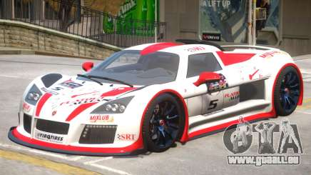 Gumpert Apollo V2 PJ5 pour GTA 4