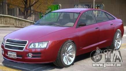 Obey Tailgater V1 für GTA 4