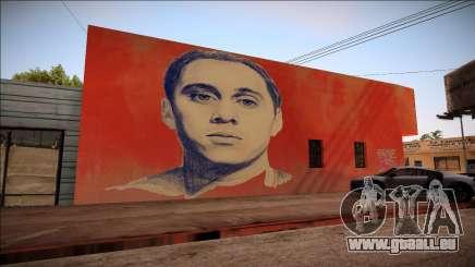 Canserbero Graffiti für GTA San Andreas