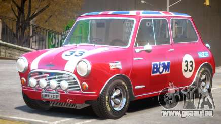 Mini Cooper V1 PJ2 für GTA 4