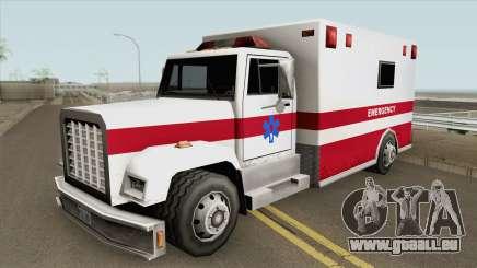 Brute Enforcer (Ambulance) für GTA San Andreas