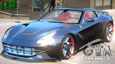 Ferrari F12 N-Largo pour GTA 4