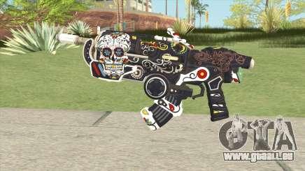 Assault Rifle V3 (Gears Of War 4) pour GTA San Andreas