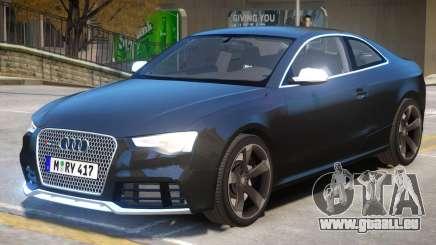 Audi RS5 V1.2 pour GTA 4