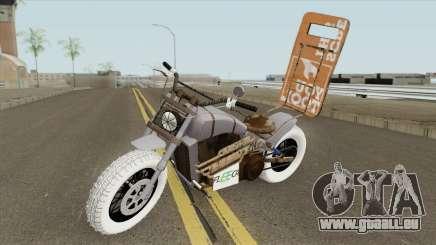 Nightmare Deathbike (GTA Online Arena Wars) für GTA San Andreas