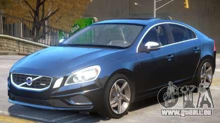Volvo S60 R-Designs V1 pour GTA 4