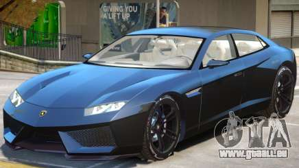 Lamborghini Estoque V1 pour GTA 4