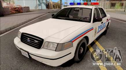 Ford Crown Victoria 1999 SA State Police pour GTA San Andreas