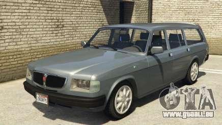 GAZ 31022 Volga universelle pour GTA 5