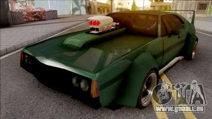 Custom Clover pour GTA San Andreas