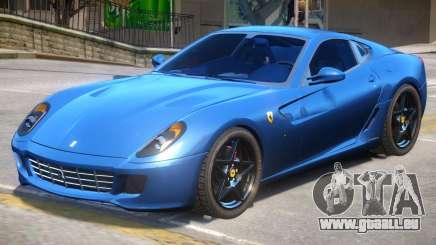 Ferrari 599 GTB V1.1 pour GTA 4