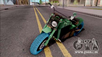 GTA Online Arena Wars Nightmare Deathbike Stock pour GTA San Andreas
