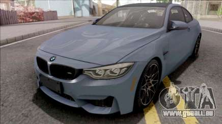BMW M4 F82 2018 pour GTA San Andreas