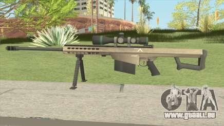 M82A3 HQ pour GTA San Andreas