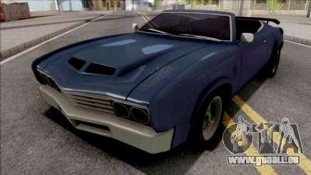 FlatOut Scorpion Cabrio pour GTA San Andreas