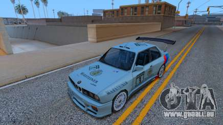 BMW M3 Tuning pour GTA San Andreas