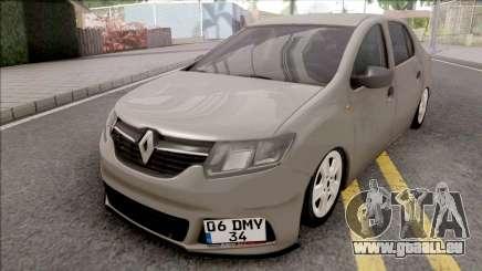 Renault Symbol 2020 für GTA San Andreas