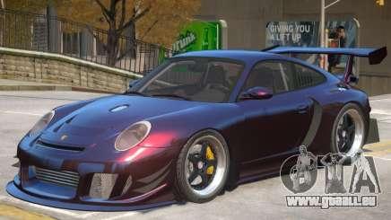 Porsche 997 GT2 V1 pour GTA 4