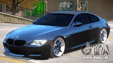 BMW M6 E63 V1 pour GTA 4