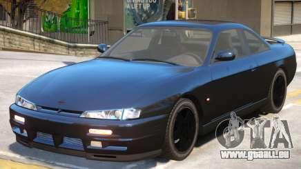 Nissan Silvia V1.1 pour GTA 4