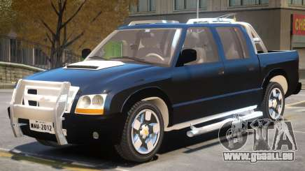 Chevrolet S10 V1 für GTA 4