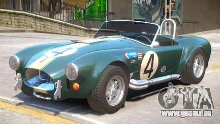 AC Cobra V1 PJ4 pour GTA 4